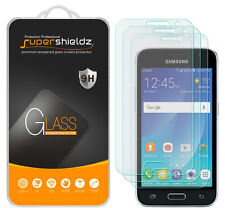 3X Supershieldz Samsung Galaxy Express 3 Tempered Glass Screen Protector Saver