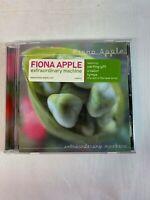 Fiona Apple: Extraordinary Machine Music CD 2005 Contemporary Pop Sony BMG
