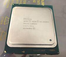 Intel Xeon E5-2650 V2 2.60GHZ 8-Core 20MB 8GT/s CPU procesador SR1A8