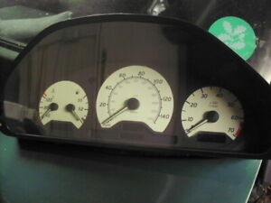 Mercedes W202 S202 C200 Petrol Auto 1999 Instrument Cluster Speedo etc