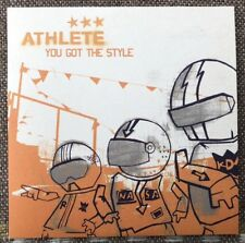 Athlete - You Got The Style - Original Card CD Single - 2002 - CDATH001
