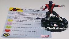 NIGHTCRAWLER 002 #2 Uncanny X-Men Marvel HeroClix