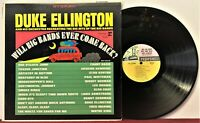 🎹 WILL BIG BANDS EVER COME BACK?:  Duke Ellington Orchestra:  # RS6168:  EX+ 🎹