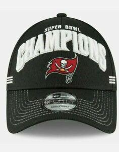 New Era Tampa Bay Buccaneers Super Bowl CHAMPIONS Snapback Adjustable Hat New
