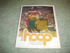 1978 Indiana Pacers v Milwaukee Bucks Basketball Program 1/10 with ticket