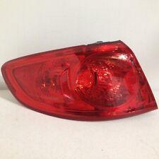 2007 2008 2009 Hyundai Santa Fe LH Left Driver Side Tail Light Genuine OEM Shiny