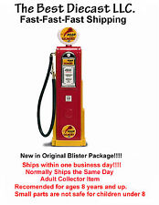 Yatming Gilmore Roar 1:18 Digital Gas Pump  Road Signature