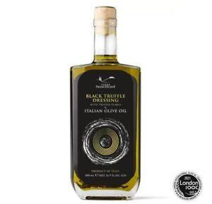 Terre Francescane Black Truffle Dressing & Olive Oil, 500ml BRAND NEW