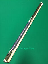 New Antique Grey Stained Players Pool Cue 18 19 20 21oz Free Shipping