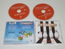 PEMGUINS OF MADAGASCAR/SOUNDTRACK/LORNE BALFE(SONY 88875050652) CD ALBUM