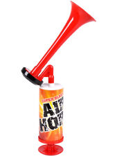 Team Spirit Rally Manual Pump Air Horn Party Noise Maker
