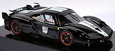 Ferrari FXX F140 Coupe 2005-06 #28 schwarz black 1:43 Hot Wheels Elite