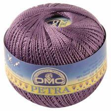 DMC Petra Cotton Size 3 100g Ball Shade 53837 Light Purple