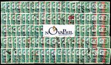 ALTI VALORI 3000 Lire   - mazzetta 100 pezzi usati