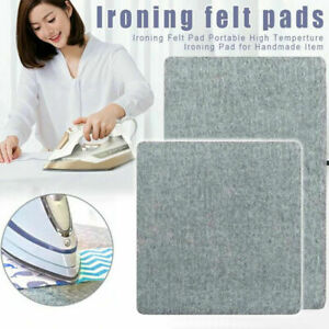 Portable Press Ironing Mat Felt Pad New Zealand Wool Pressing Mats Gift 4 Size
