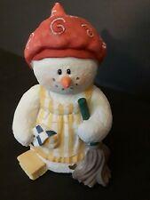 """Sarah's Attic Snowonders Collection, #7658 """"Sparkle"""", ie/0530 No box"""