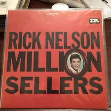 Rick Nelson Million Sellers Imperial LP-12232 Vinyl Record