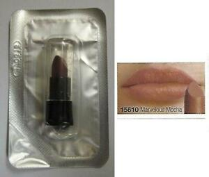 2 x Avon Perfectly Matte Lipstick Samples In Shade Marvellous Mocha