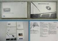 BMW 3er E36 Bordmappe Bordbuch Betriebsanleitung Bedienung 1995