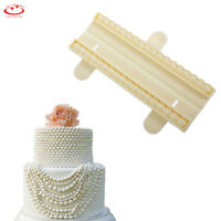 Pearl Bead Fondant Cutter Mold Cake Gum Paste Decorating Sugarcraft Mould Tool