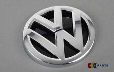 NUOVO Originale VW Golf MK7 13-17 BAGAGLIAIO POSTERIORE BADGE EMBLEMA CROMATO 5G0853617A