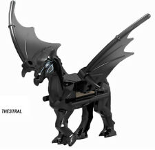 Harry Potter Thestral magische Tier schwarz Pegasus Figur Bausteine 2019