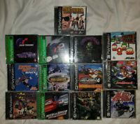 Playstation 1 Game Lot - PS1 - Duke Nukem, Gran Turismo, Tony Hawk, Odd World