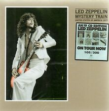 LED ZEPPELIN - MYSTERY TRAIN (7 GIGS 1977) - 19CD BOX-SET N°25/300 - SEALED