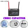 AC 450V 1.5/2uF CBB61 Motor Run Capacitor Terminal Ceiling Fan 2-wire
