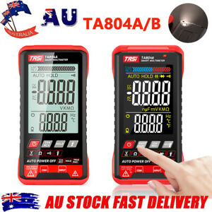 TA804A/B Digital Multimeter Automatic Intelligent NCV Tester Resistance Meter AU