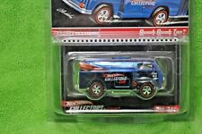 Hot Wheels Rlc 2006 Club Car Beach Bomb Too w/Rlc Badge - Blue w/Protectopak