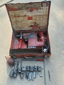 Red Head 747 Hammer Drill Anchor Kit with many accessories.