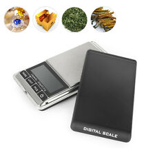 Digital Scale 300g x 0.01g Jewelry Gold Silver Coin Grain Gram Pocket Size Herb
