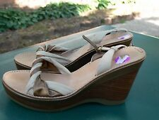 Women's Cole Haan Strappy Wedge Sandal Size 8.5