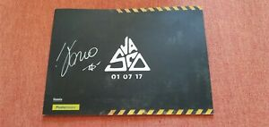 francobolli Vasco Rossi con folder AUTOGRAFATO ed. limitata numerata VERO AFFARE