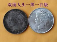 Harvey Dent Two Face 2 sided Coin Prop for BATMAN Costume Cosplay