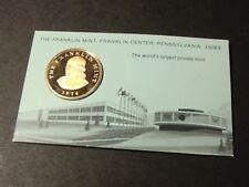 Franklin Mint Center Coin - Pennsylvania 1974 - souvenir