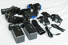 NEBULOSA de alimentación de película 4200 5-Axis 2.5Kg cardán sin escobillas de mano Estabilizador En Caja