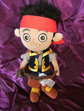 Disney Pirate Jake Neverland Blanda Juguete from