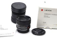 Leica Summilux-R 50mm F1.4 E60 ROM 11344