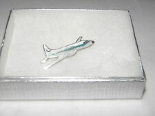 COLLECTABLE NORTH CENTRAL 580 CONVAIR AIRPLANE LAPEL TAC PIN NWA DELTA PILOT GIF