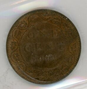 1902 Canada Large Cent - ICCS MS-63, Red & Brown - TM 436