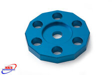 KAWASAKI KX KXF 125 250 450 FUEL TANK MOUNT SPACER BLUE