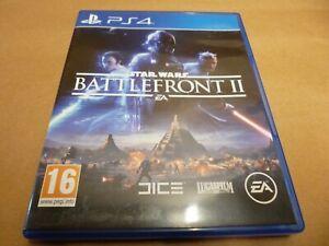 PS4 Star wars Battlefront 2,