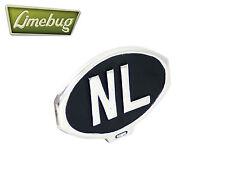 VW Beetle T1 Bus T2 Vintage NL Badge Netherlands Robri Split Screen Panel Van T3