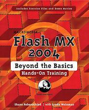 Good, Intermediate Macromedia Flash MX 2004 Hands-on Training (Lynda Weinman's H