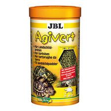 JBL Agivert 250ml-Futter Landschildkröten Futtersticks Schildkröten Futterpellet
