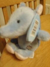 BLUE NOSE FRIEND SHIELD  BRAVE ARMADILLO   ( 819 )