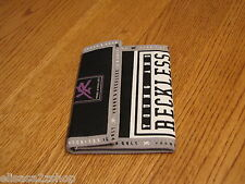 Men's Young and & Reckless RARE purple BLK wallet billfold surf skate Y & R NEW