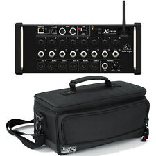 Behringer X Air XR16 16 Input Digital Mixer & Gator Padded Carry Bag Case